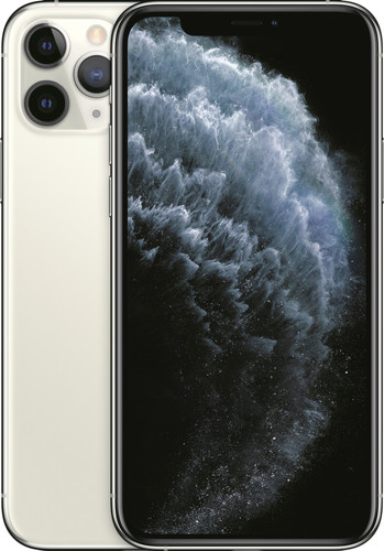 Apple iPhone 11 Pro 512 GB Zilver Main Image