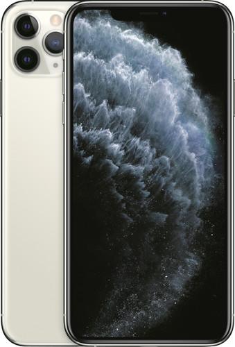 Apple iPhone 11 Pro Max 64 GB Zilver Main Image