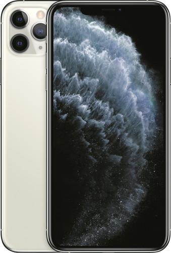 Apple iPhone 11 Pro Max 512 GB Zilver Main Image