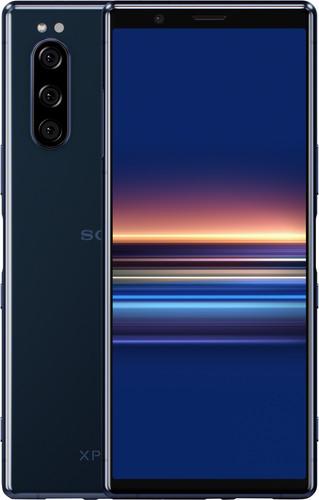 Sony Xperia 5 Blauw Main Image