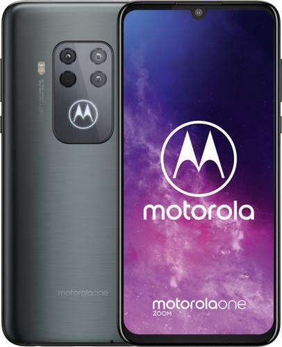 Motorola One Zoom Grijs Main Image