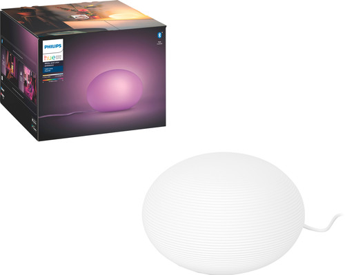 Philips Hue Flourish Table Lamp White & Color White Main Image
