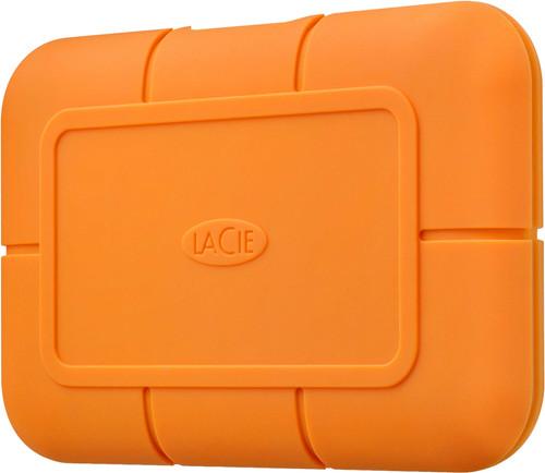 LaCie Rugged USB-C SSD 500GB Main Image