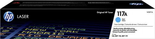 HP 117A Toner Cyaan Main Image