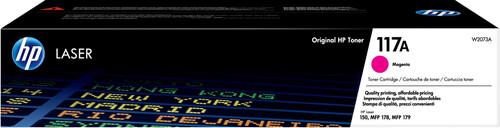 HP 117A Toner Magenta Main Image
