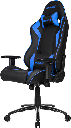 AKRACING Gaming Chair Core SX - PU Leather Blauw Main Image