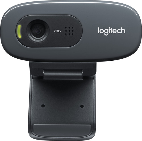 Logitech C270 HD-Webcam Main Image