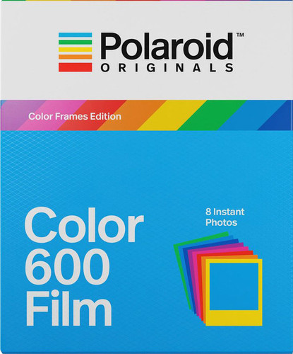 Polaroid Originals Color Instant Fotopapier 600 Color Main Image
