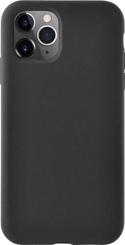 Azuri Apple iPhone 11 Pro Siliconen Back Cover Zwart Main Image