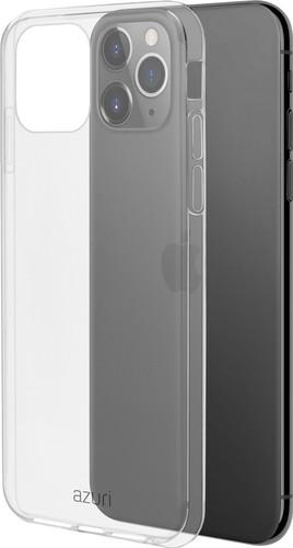 Azuri TPU Apple iPhone 11 Pro Back Cover Transparant Main Image
