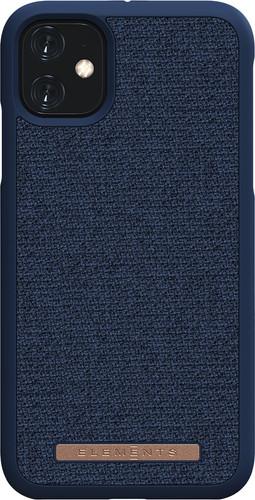 Nordic Elements Freja Apple iPhone 11 Back Cover Blauw Main Image