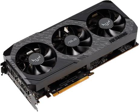 Asus TUF Gaming X3 Radeon RX 5700 OC 8GB Main Image