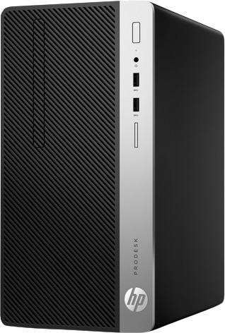 HP Prodesk 400 G6 MT - 7EL82EA 3Y Main Image