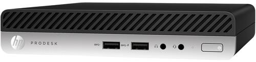 HP Prodesk 400 G5 DM - 7EM39EA 3Y Main Image