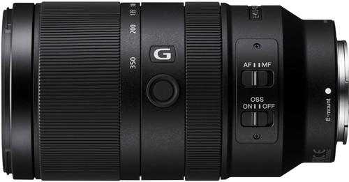 Sony 70-350mm f/4.5-6.3 G OSS Main Image