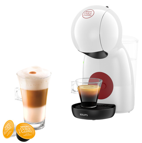 Krups Dolce Gusto Piccolo XS KP1A01 White Main Image