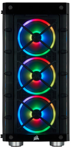 Corsair iCue 465X RGB Zwart Main Image