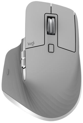 Logitech MX Master 3 Wireless Mouse Gray