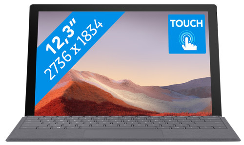 Microsoft Surface Pro 7 - i7 - 16GB - 256GB Main Image