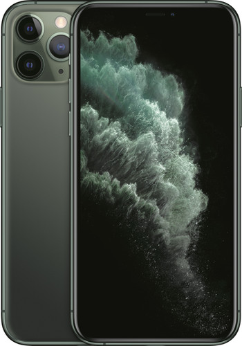 Apple iPhone 11 Pro 256 GB Midnight Green Main Image