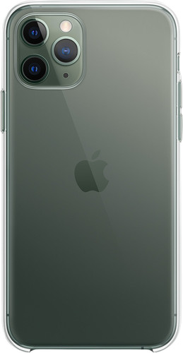 Apple iPhone 11 Pro Clear Case Main Image