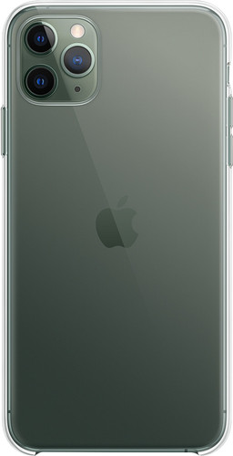 Apple iPhone 11 Pro Max Clear Case Main Image