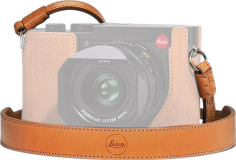 Leica Q2 Carrying Strap Bruin Main Image
