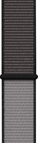 Apple Watch 38/40mm Nylon Sport Loop Watch Strap Anchor Gray Main Image
