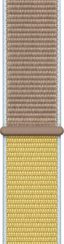 Apple Watch 40mm Nylon Sport Loop Horlogeband Camel Main Image