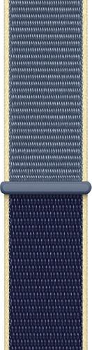 Apple Watch 40mm Nylon Sport Loop Watch Strap Alaskan Blue Main Image