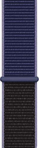 Apple Watch 40 mm Nylon Sport Loop Horlogeband Middernachtblauw Main Image