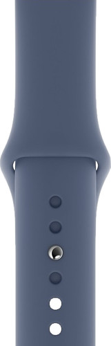 Apple Watch 40mm Siliconen Horlogeband Sport Alaska Blauw S/M & M/L Main Image