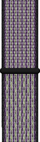 Apple Watch 40mm Nylon Sport Loop Watch Strap Desert Sand/Volt Main Image