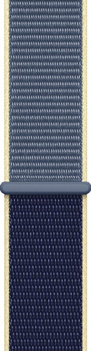 Apple Watch 44mm Nylon Sport Loop Watch Strap Alaskan Blue Main Image