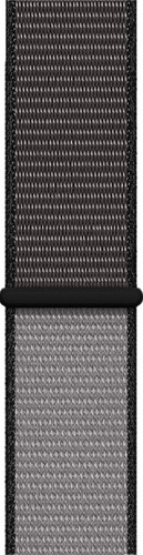 Apple Watch 42/44mm Nylon Sport Loop Watch Strap Deep Gray - XL Main Image