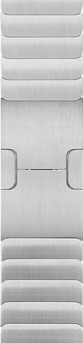 Apple Watch 38mm Schakelarmband Zilver Main Image