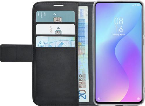 Azuri Wallet Xiaomi Mi 9T Book Case Zwart Main Image
