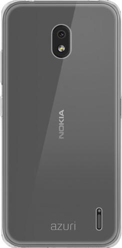 Azuri Nokia 2.2 Back Cover Transparant Main Image