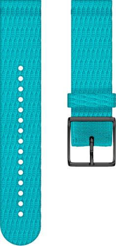 Polar Ignite 20mm Horlogeband Textiel Turquoise S Main Image