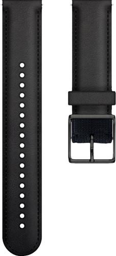 Polar Ignite 20mm Horlogeband Leer Zwart M/L Main Image