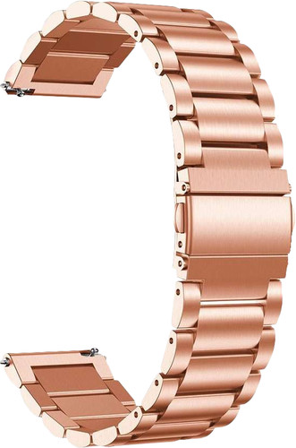 Just in Case Samsung Galaxy Watch Active Metalen Bandje Rosé Goud Main Image