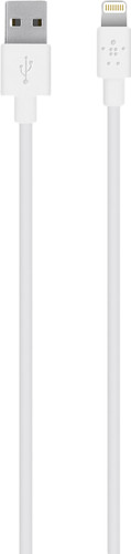 Belkin Usb A naar Lightning Kabel 1,2m Wit Main Image