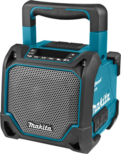 Makita DMR202 Bluetooth speaker with media player Main Image