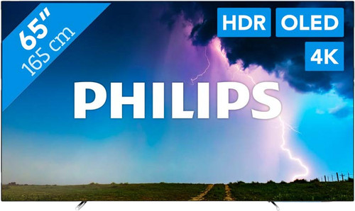 Philips 65OLED754 - Ambilight Main Image