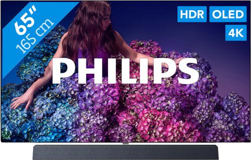 Philips 65OLED934 - Ambilight Main Image