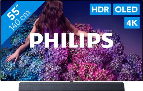 Philips 55OLED934 - Ambilight Main Image