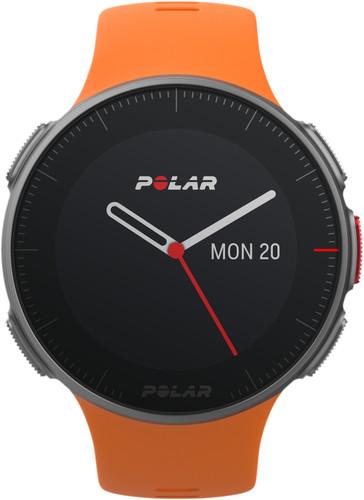 Polar Vantage V HR H10 Orange Main Image