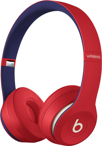 Beats Solo3 Wireless Club Red Main Image