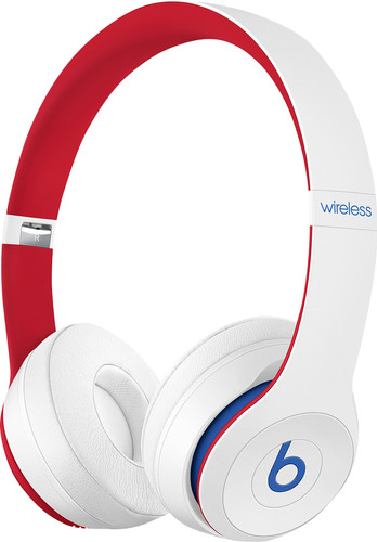 Beats Solo3 Wireless Club White Main Image