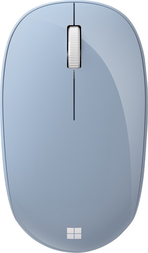 Microsoft Wireless Mouse Blue Main Image